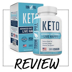 Trim Pill Keto Pills